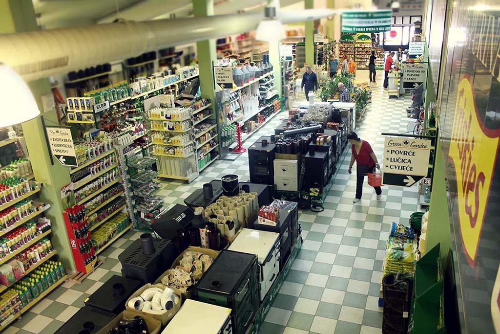 Sjemenarna – Gives more » Agrocentar Lokacija Mostar